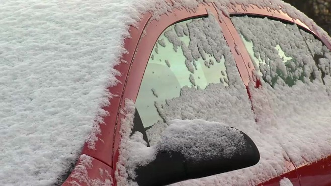 Winter Car Thefts
