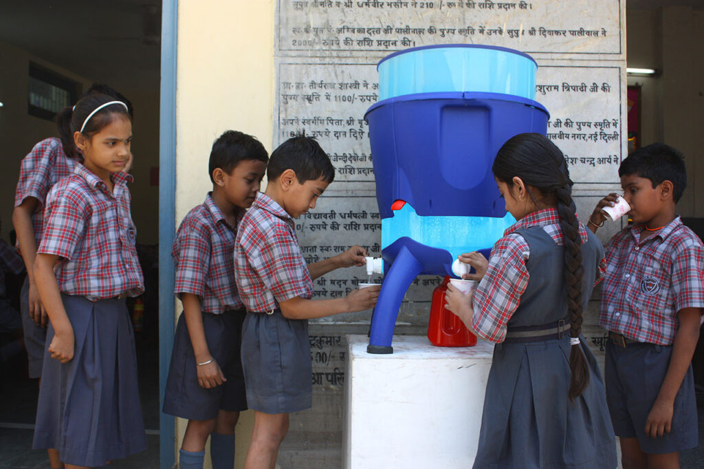 LIfeStraw Community - In Action in Nepal