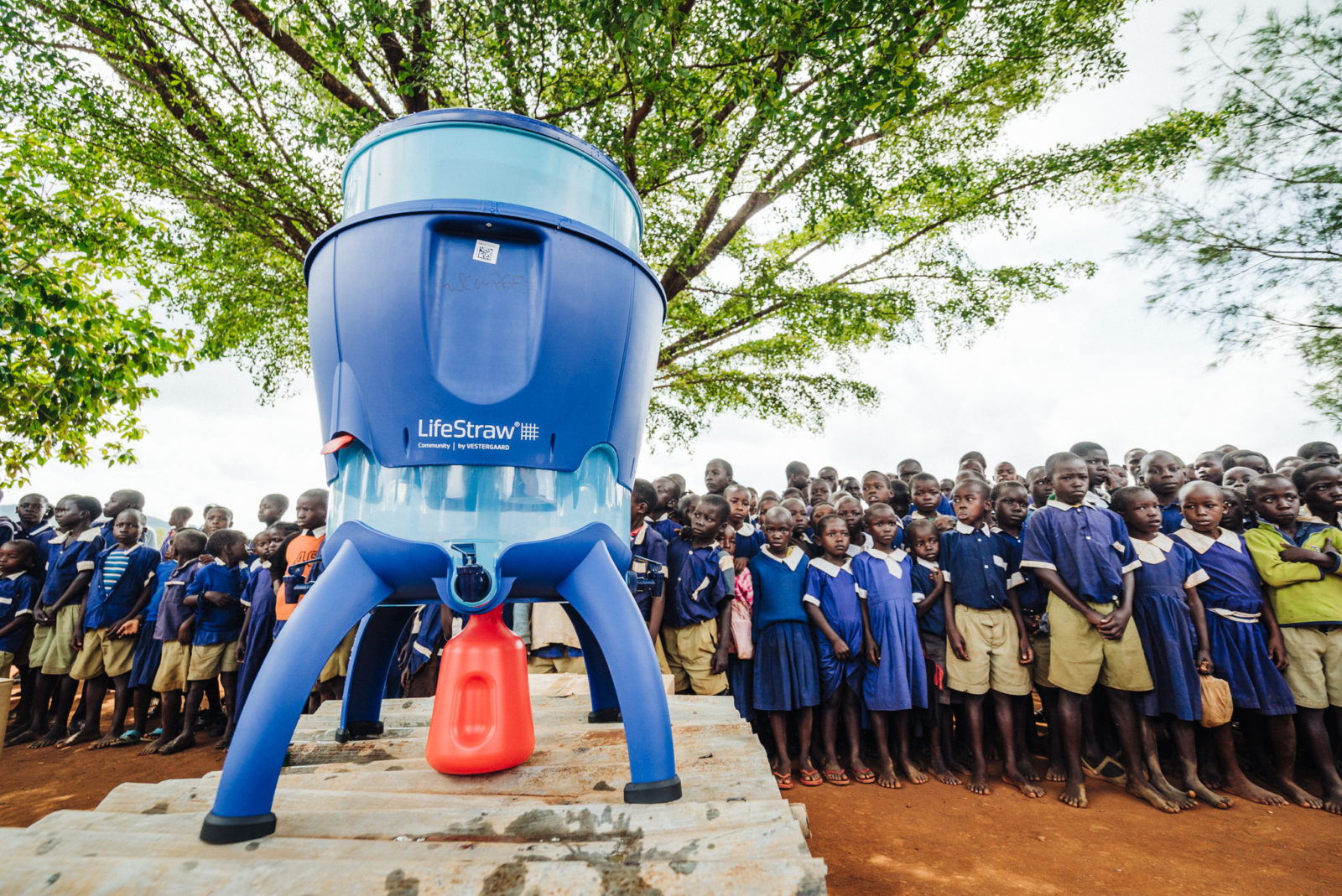 LIfeStraw Community - In Action in Africa