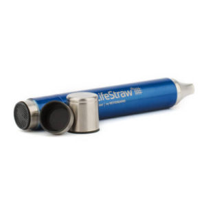 LifeStraw Steel - Side Component View