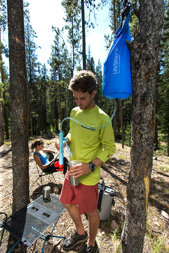 LifeStraw Mission - Outdoors