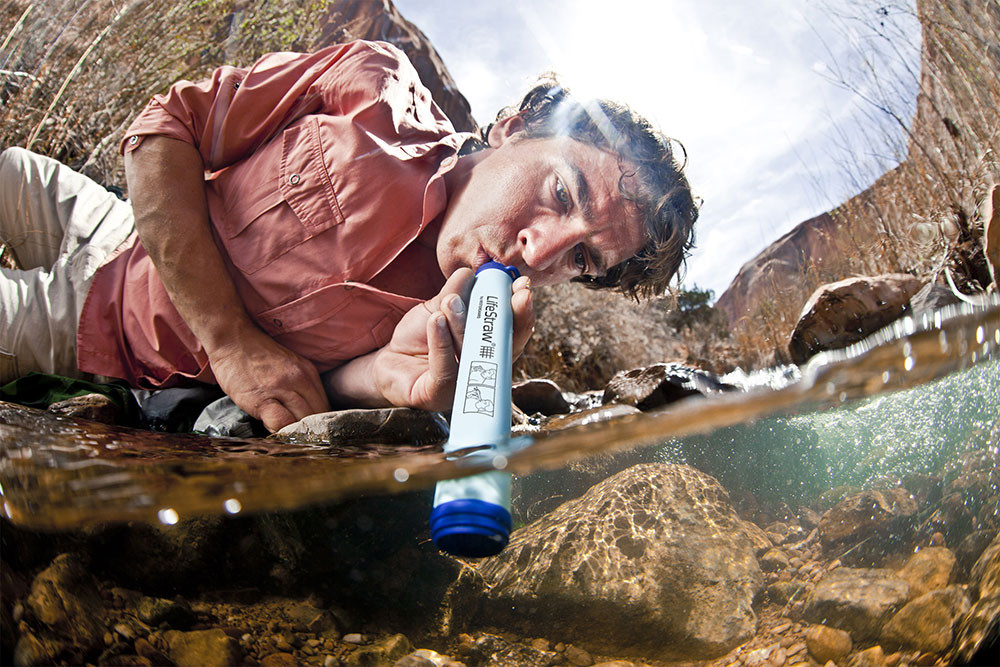 LifeStraw Personal - In Stream