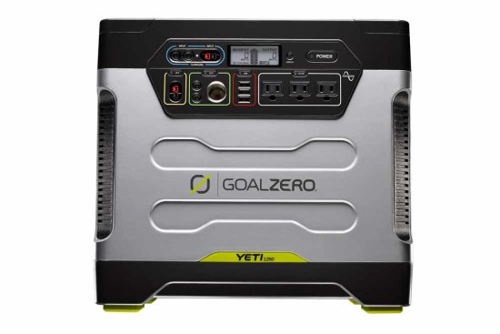 Yeti 1250 Power Station