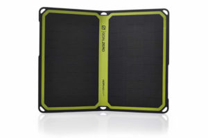 Nomad 14 Plus Solar Panel - Front View