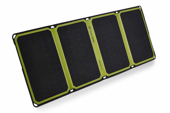 Nomad 28 Plus Solar Panel - Side View