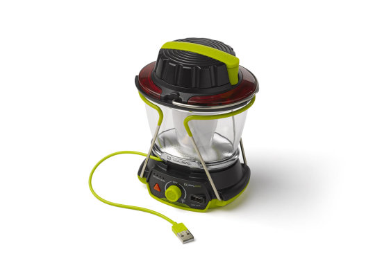 Lighthouse 400 Lantern & USB Power HUB