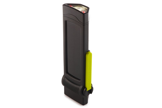 Torch 250 Flashlight - Side Viewjpg