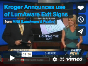 Kroger Announces Use of LumAware - Video