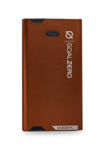 Copper Sherpa 15 Power Bank Micro:LIghtning - Standing View