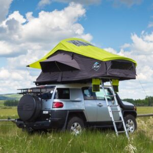 Grey Ponderosa Roof-Top Tent