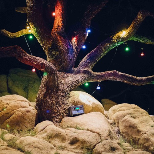 Light-A-Life Mini Shade 4-Pack - In Tree