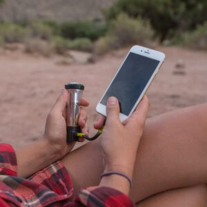 Lighthouse Micro Charge - Charging Phone