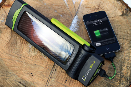 Torch 250 Flashlight - Outdoor Charging iPhone