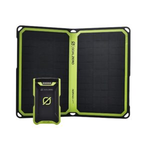 Venture 70 Power Bank + Nomad 14 Plus Solar Kit