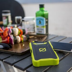 Venture 70 - Outdoors on Table