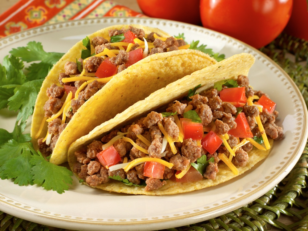 Mountain House Ground Beef - In Tacos