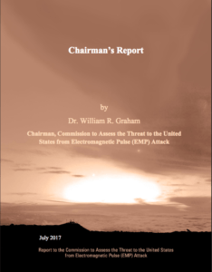 2017 Chairman's Report to Assess the Threat to the United States from EMP Attack - Cover Image